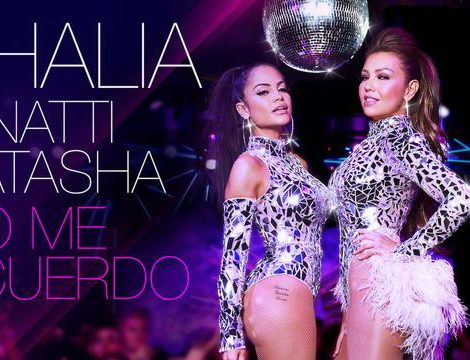 Thalía Ft. Natti Natasha – No Me Acuerdo (Official Video)